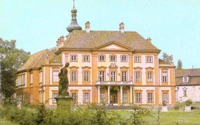Procházíte obrázky z článku : Liběchov - Barokní zámek