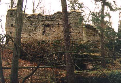 Procházíte obrázky z článku : Drchlava - Zbytky hradu