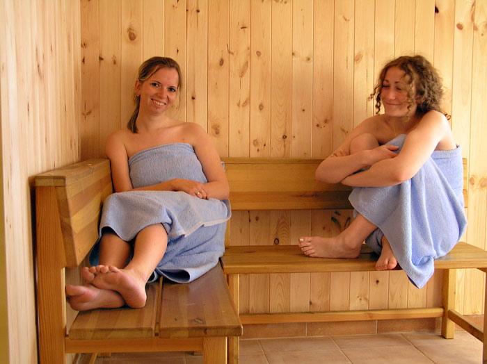 Procházíte obrázky z článku : Sauna