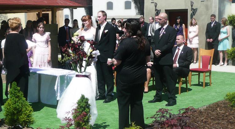Procházíte obrázky z článku : Wedding receptions
