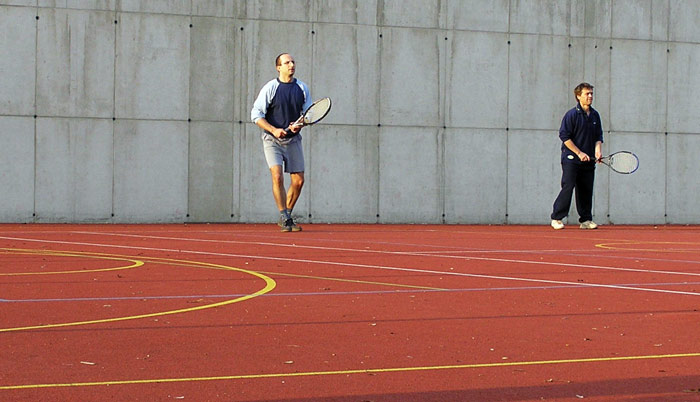 Procházíte obrázky z článku : Tennisplatz