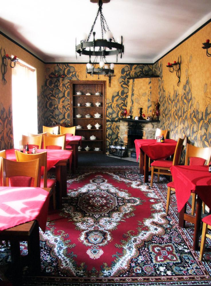 Procházíte obrázky z článku : Hotel und Restaurant 'U lišky'